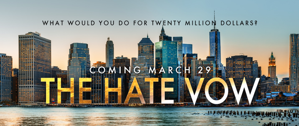 Cover Reveal:  The Hate Vow by Nicole French
